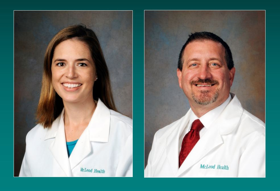 Mcleod Welcomes These New Physicians Mcleod Health