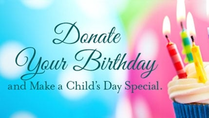 People can become a member of McLeod's Birthday Club by asking friends and family to donate to the McLeod Children's Hospital for their birthday