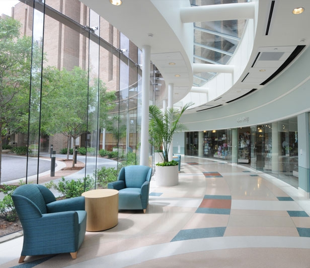 Concourse of McLeod Regional Medical Center — Florence, SC
