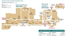 Maps & Directions — McLeod Regional Medical Center