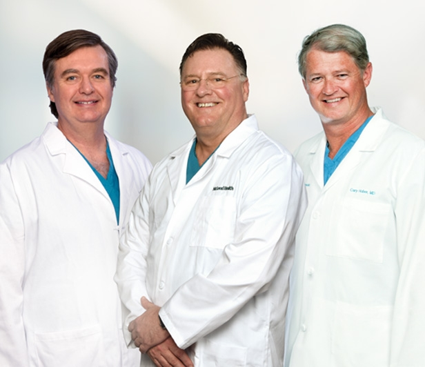 Dr. S. Cary Huber and Dr. Robert Messier are two McLeod Health heart surgeons who are also board certified for thoracic surgery